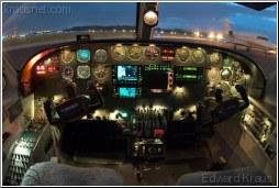 414 Chancellor Cockpit